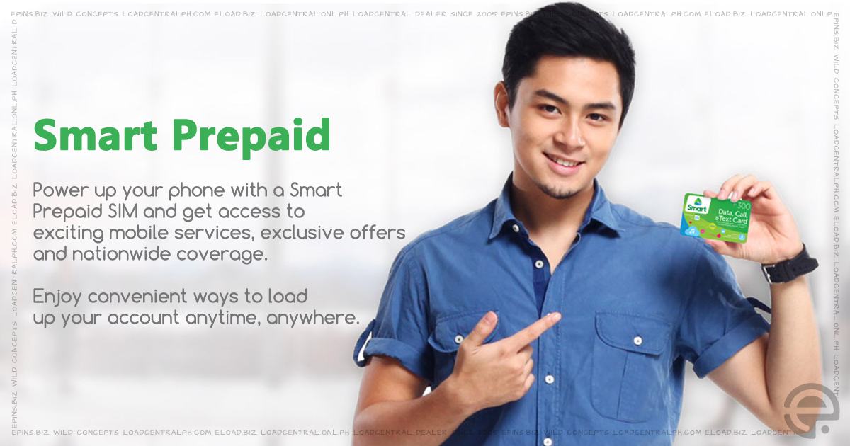 Smart Prepaid LoadCentral Denominations (OCT 2017)