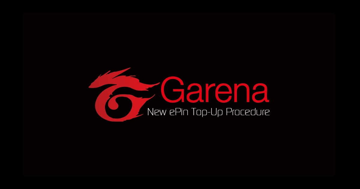 NEW Garena LoadCentral ePins Top-Up Procedure 2018